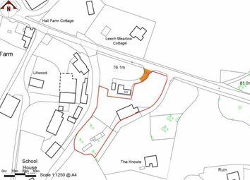 Thumbnail Land for sale in Adjacent To 55 Sheinton, Cressage, Near Shrewsbury