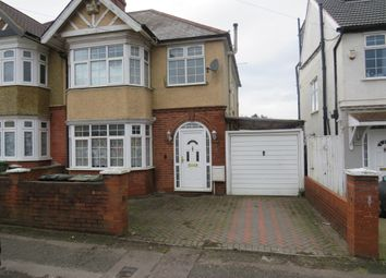 Thumbnail 3 bed semi-detached house for sale in Arundel Road, Luton