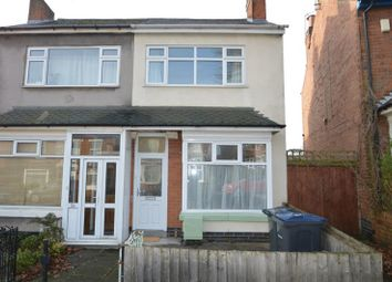 Thumbnail 2 bed semi-detached house to rent in 24 Gristhorpe Road, Selly Park