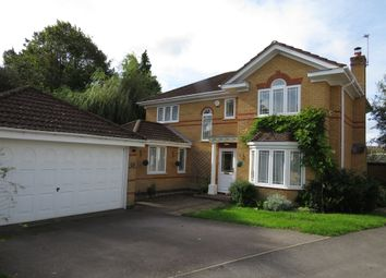 Thumbnail 4 bed detached house for sale in Pavillion Close, Fair Oak, Eastleigh