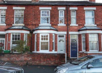 Thumbnail 2 bed terraced house for sale in Central Avenue, New Basford, Nottingham
