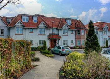 Thumbnail 3 bed flat for sale in Cammo Crescent, Edinburgh