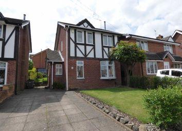 Thumbnail 3 bed detached house for sale in Birchdown Avenue, Burslem, Stoke-On-Trent