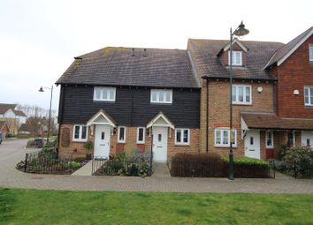 Thumbnail 2 bed terraced house to rent in Amber Lane, Kings Hill, West Malling