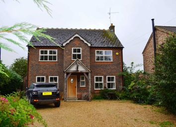 Thumbnail 5 bed detached house to rent in Cattle Dyke, Gorefield, Wisbech