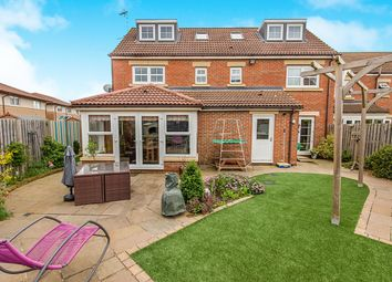 Thumbnail 6 bed detached house for sale in Wildair Close, Darlington