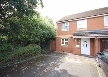 Thumbnail 2 bed semi-detached house for sale in Frith Copse, Peatmoor, Wiltshire