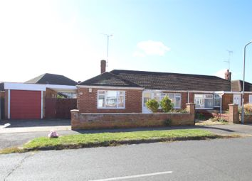 Thumbnail 3 bed semi-detached bungalow for sale in Portfields Road, Newport Pagnell