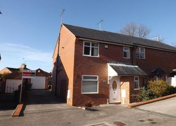 Thumbnail 3 bed property to rent in Maid Marion Rise, Warsop, Mansfield