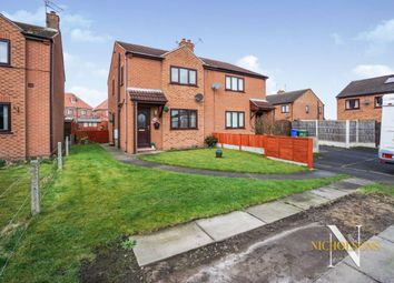 Thumbnail 3 bed semi-detached house for sale in Camborne Close, Retford, Nottinghamshire
