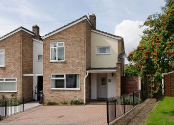Thumbnail 3 bed semi-detached house for sale in Garrick Close, Lichfield