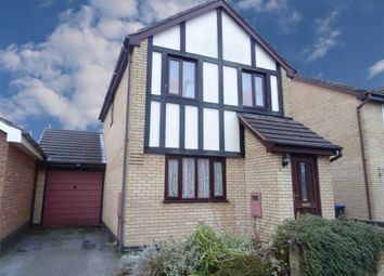 Thumbnail 3 bedroom detached house for sale in Falconers Green, Burbage, Hinckley