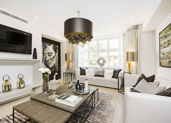 Thumbnail 3 bed flat for sale in Kidderpore Green, Hampstead