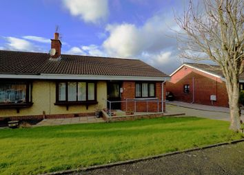 Thumbnail 3 bedroom semi-detached bungalow for sale in Erindee Close, Donaghadee