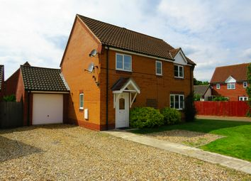 Thumbnail 4 bedroom property to rent in Cromwell Road, Weeting, Brandon