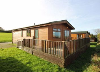 Thumbnail 3 bed lodge for sale in Ilfracombe