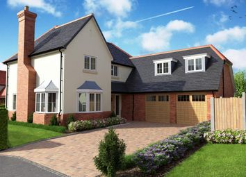 Thumbnail 5 bed property for sale in Saffron Ground Gardens, Braughing, Ware