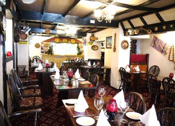 Thumbnail 10 bed property for sale in Restaurants YO11, North Yorkshire