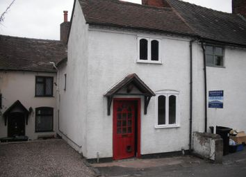 Thumbnail 2 bed end terrace house to rent in King Street, Broseley Wood, Broseley