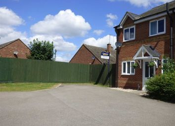 Thumbnail 3 bedroom end terrace house for sale in Westfield Court, West Haddon, Northampton