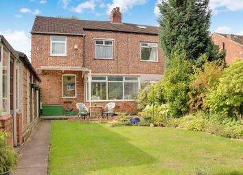 Thumbnail 3 bed semi-detached house for sale in Cambridge Road, Gatley, Cheadle