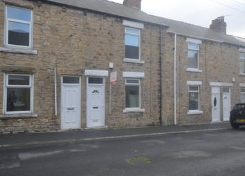 Thumbnail 2 bed terraced house to rent in Edward Terrace, New Kyo, Stanley