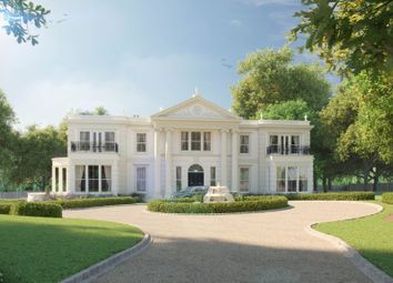 Thumbnail 5 bedroom detached house for sale in Rodona Road, St. Georges Hill, Weybridge