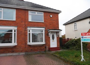 Thumbnail 2 bed property to rent in Daphne Road, Stockton-On-Tees