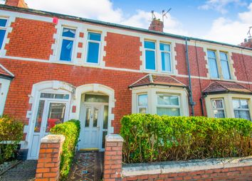 Thumbnail 2 bed property to rent in Fairfield Avenue, Cardiff