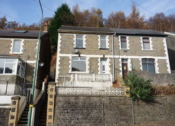 Thumbnail 3 bedroom semi-detached house for sale in Aberbeeg Road, Abertillery