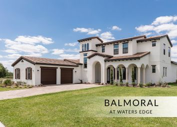 Thumbnail 5 bed villa for sale in Balmoral At Waters Edge, Haines City, Polk County, Florida, United States
