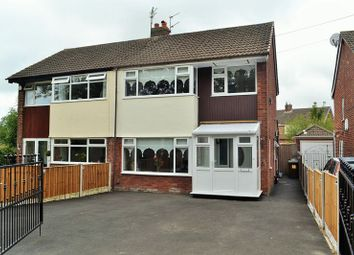 Thumbnail 3 bed semi-detached house for sale in Heskin Close, Lydiate, Liverpool