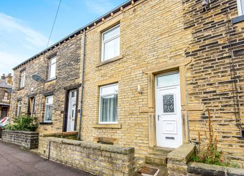 Thumbnail 2 bed terraced house for sale in Bath Place, Halifax