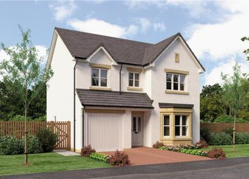 "Thumbnail 4 bed detached house for sale in ""Glenmuir"" at Lenzie, Kirkintilloch, Glasgow"