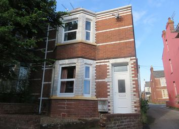 Thumbnail 5 bedroom end terrace house to rent in Morley Road, Exeter