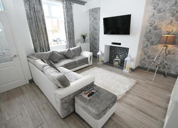 Thumbnail 2 bed terraced house for sale in Harper Green Road, Farnworth, Bolton