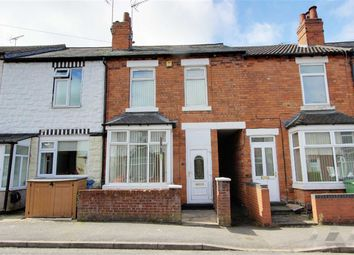 Thumbnail 2 bed terraced house to rent in Murray Street, Mansfield, Nottinghamshire