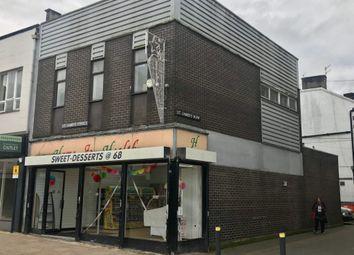 Thumbnail Retail premises for sale in St. James's Street, Burnley