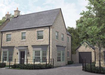 Thumbnail 3 bedroom property for sale in Windborough Homes, Brampton Park, Huntingdon