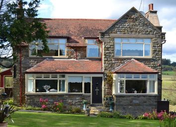 Thumbnail 4 bed country house for sale in Whitby Road, Cloughton, Scarborough