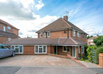Oakdene Road, Hemel Hempstead, Hertfordshire HP3. 3 bed semi-detached house