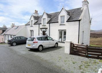 Thumbnail 4 bedroom cottage for sale in Kensalroag House: 4 Beds, Character, Annex, Nw Skye