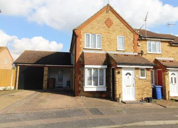 Thumbnail 3 bed end terrace house for sale in St. Michaels Close, Aveley, South Ockendon