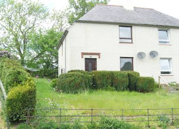 Thumbnail 3 bed semi-detached house for sale in 33 Oliver Park, Hawick