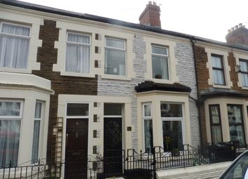 Thumbnail 2 bedroom terraced house for sale in Glenroy Street, Roath, Cardiff