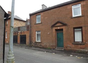 Thumbnail 1 bedroom flat to rent in Nelson Street, Newmilns, Ayrshire