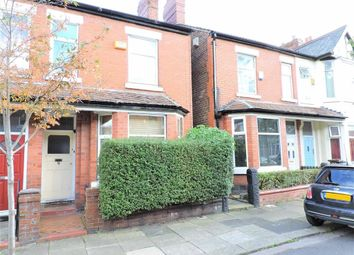 Thumbnail 3 bed property to rent in Edenhall Avenue, Burnage, Greater Manchester