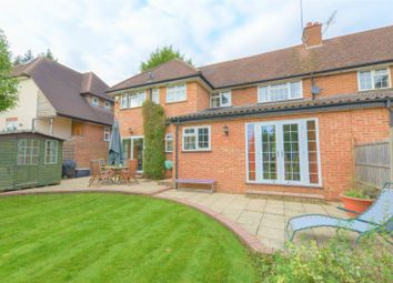 Thumbnail 5 bed semi-detached house for sale in Canonsfield, Welwyn