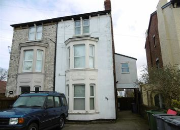 Thumbnail 1 bedroom maisonette to rent in Seabank Road, Wallasey, Wirral