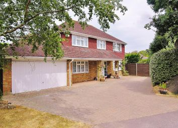 Thumbnail 5 bed detached house for sale in Iris Road, Bisley, Woking